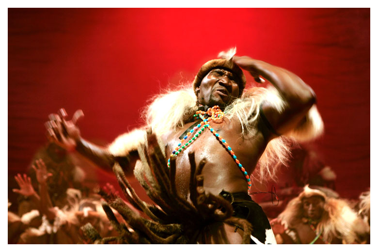 Africa Umoja Zulu Dancer