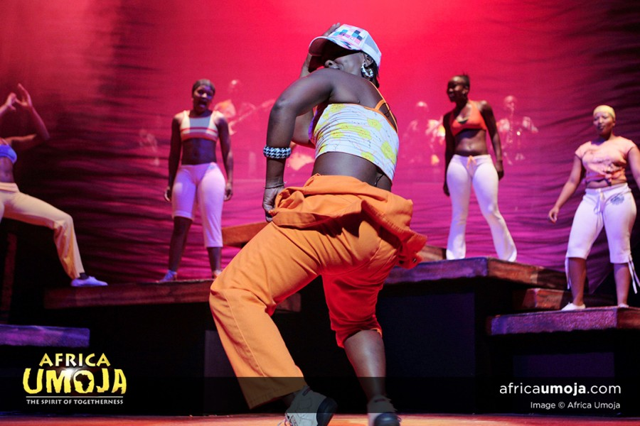 Club Secen in South Africa Show - Africa Umoja