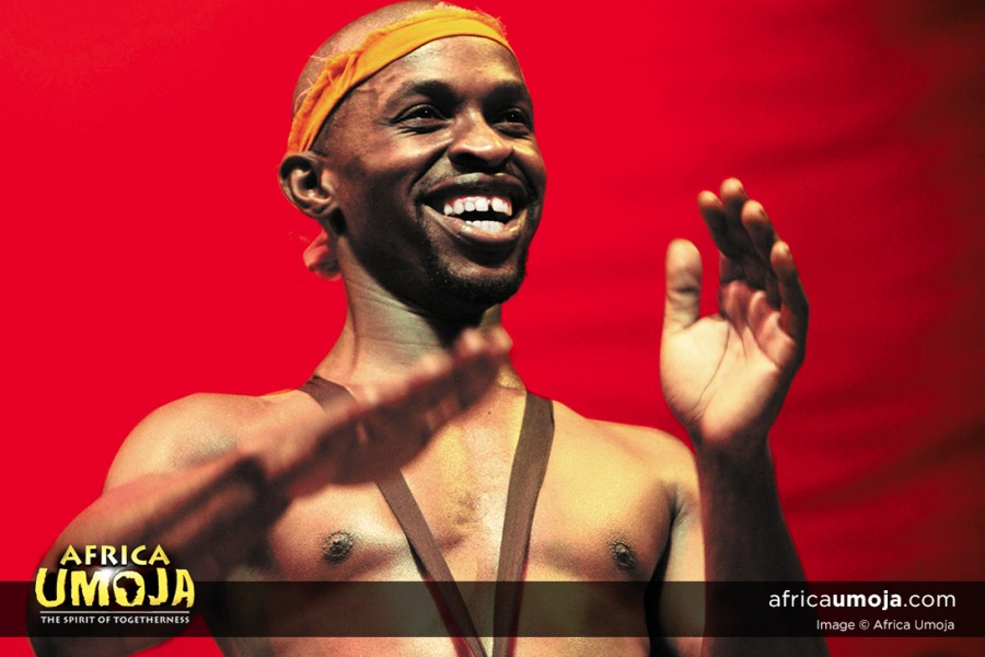 The drums of africa umoja