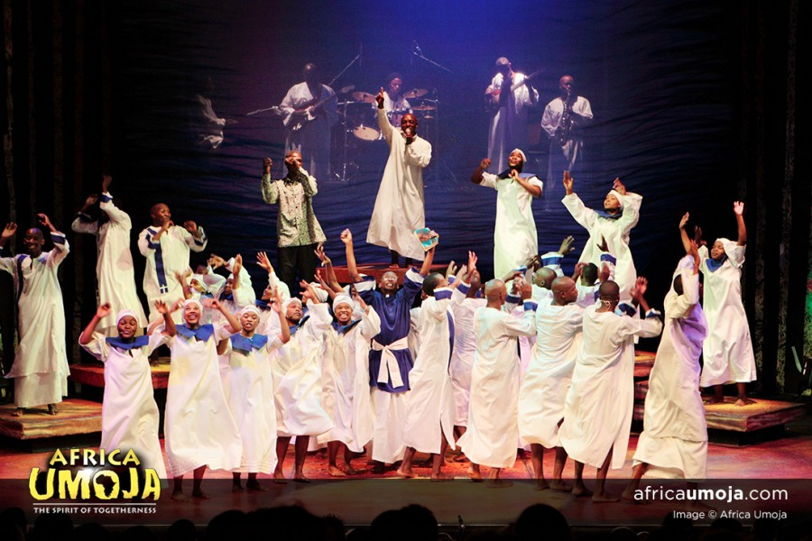 Africa Umoja Gospel Singers and Dancers