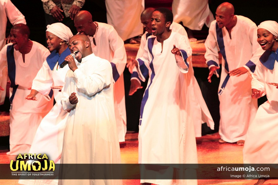 Africa Gospel Singers and DAncers